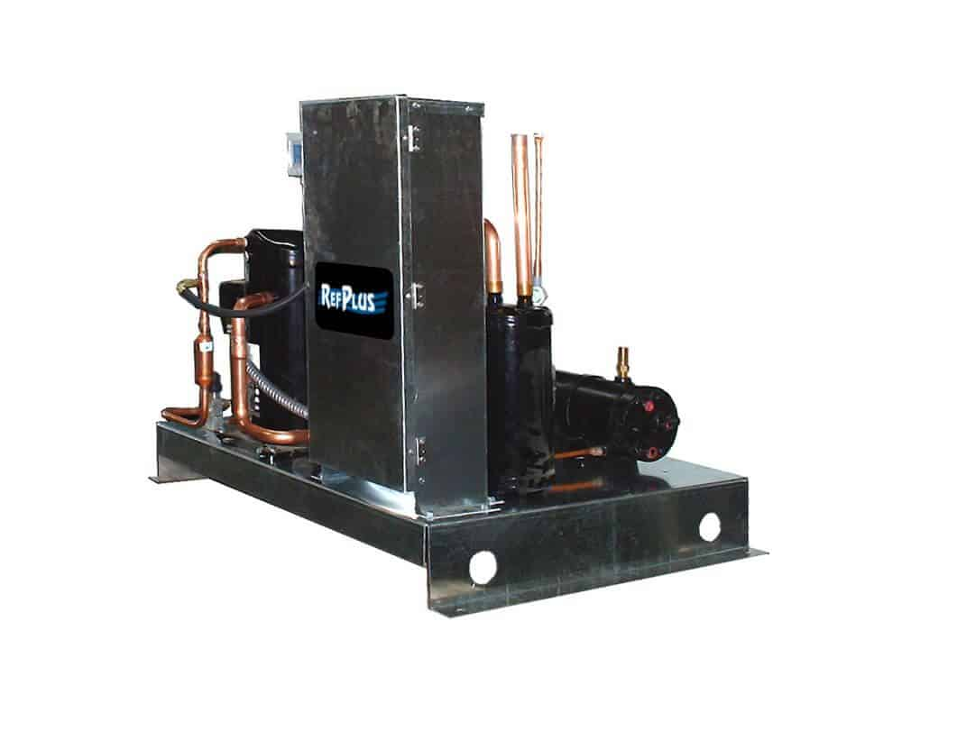 Water Cooling Units : Water cooled condesing units scroll compressor model wcz