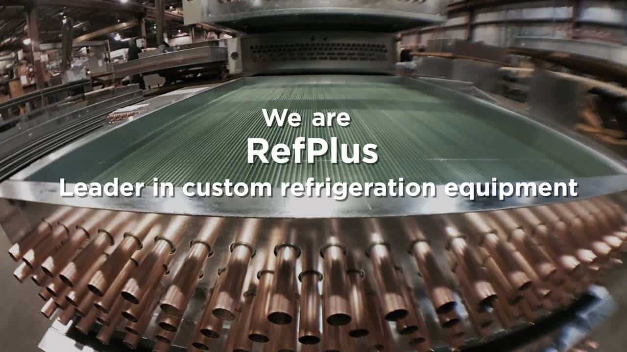 Refplus - Leader in custom refrigeration equipment
